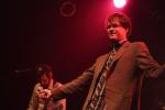 Dick Valentine of Electric Six @ Vinyl Music Hall. Pensacola, Florida