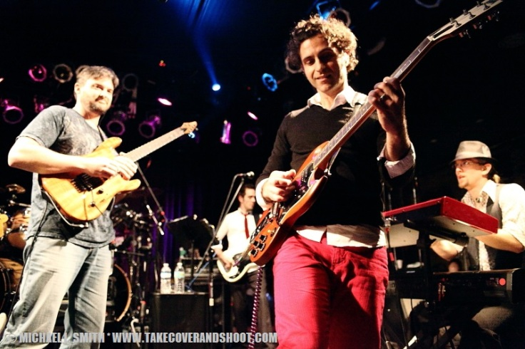 * Zappa Plays Zappa @ Vinyl Music Hall + INTERVIEWS W/ DWEEZIL ZAPPA &  DERRYL GABEL 02/01/13